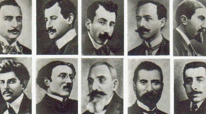 Necati Abay: Ermeni Soykırımında öldürülen Ermeni gazeteci, yazar ve aydınların listesidir…
