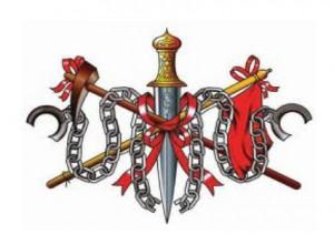 Sosyal Demokrat Hınçak Partisi Emblemi