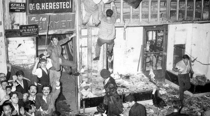 Mihail Vasiliadis: Eritme programının bir halkası olarak 6 Eylül 1955 olayları