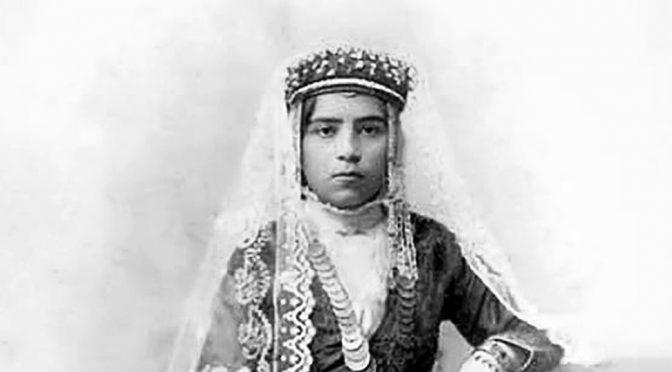 Ermeni Kadın
