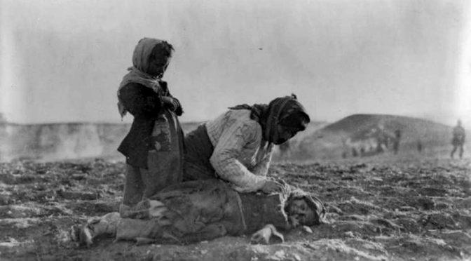 Arsen Avagyan: Deyr-i Zor Mutasarrıfı Salih Zeki ve Ermeni Soykırımı