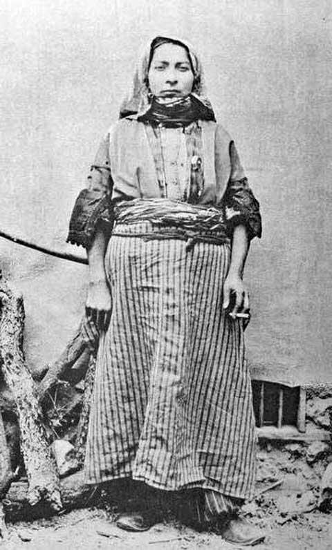 Zeytun Ermeni Kadını