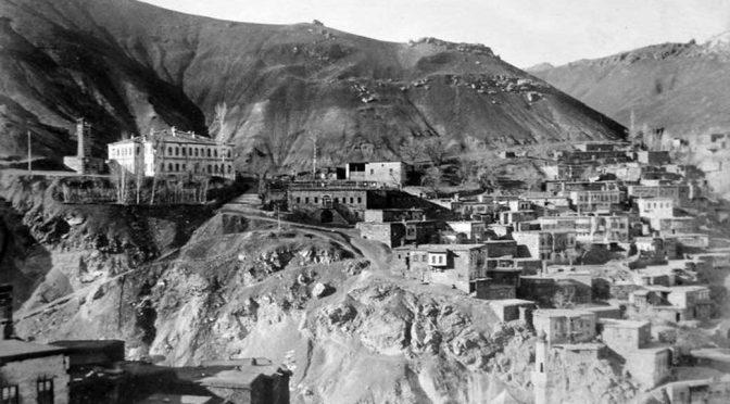 Sait Çetinoğlu: Diyarbakır/Ergani [Argana] Sancağında 1915 Soykırımı ve Ermeni Mülklerinin Paylaşımı