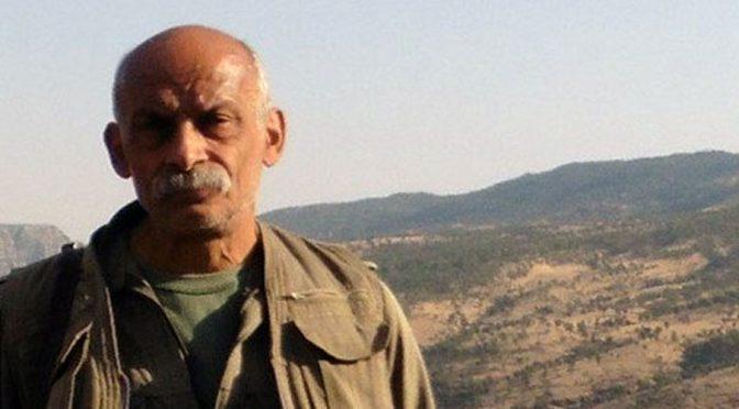"""Rojava'da 40 gün (3): """"Bana önderlik edecek olan Nubar gibi önümden yürümeli"""""""