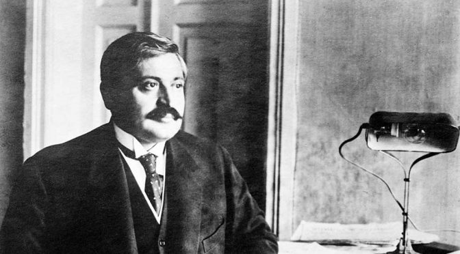 Tarihçi Kieser: Modern Türkiye'nin eş kurucusu Talat Paşa