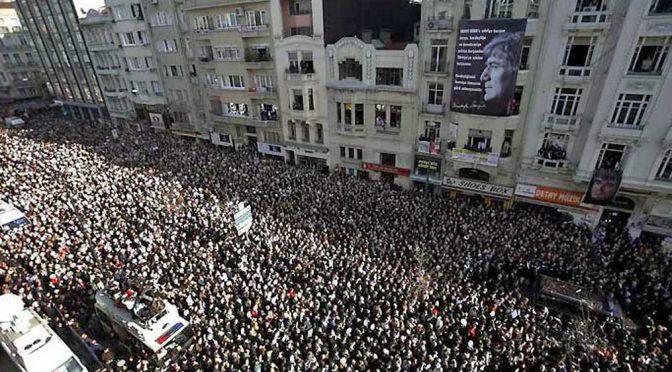 Bercan Aktaş: Hrant Dink'in Son Fotoğrafı