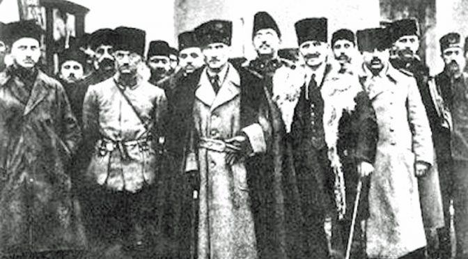 Serdar Korucu: Nazi Basınına Göre Mustafa Kemal ve Ermeni Soykırımı