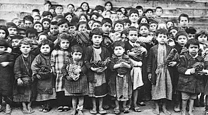 Sibel Yerdeniz: Soykırım, cankırımı, büyük felaket, tehcir ya da 1915 olayları…