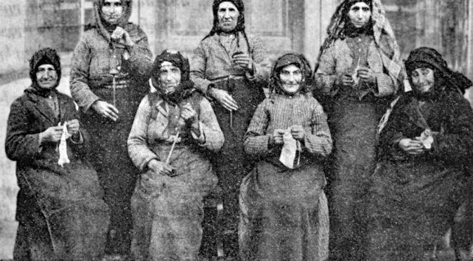 Funda Cantek: Ermeni Nine'nin dilsizliği