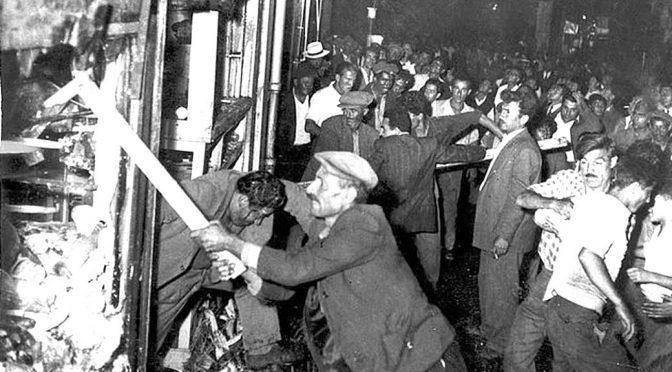 Alin Ozinian: 6-7 Eylül Pogromu ve Memleketim