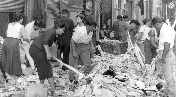 Ayşe Hür: 6-7 Eylül 1955 yağması ve 1964 sürgünleri