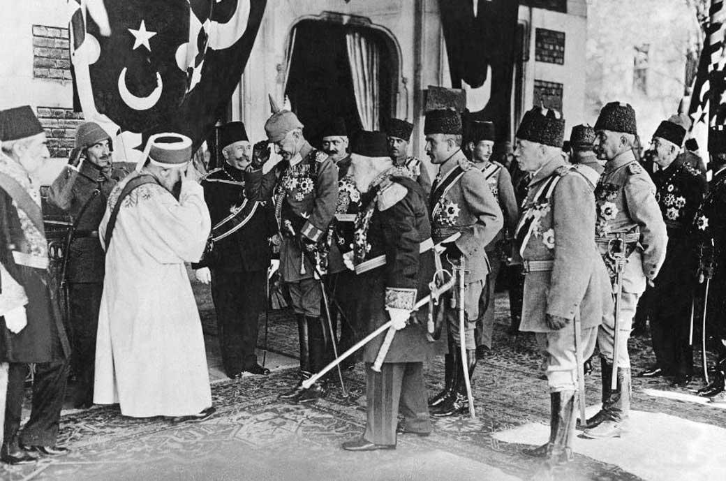 Türk-Alman İttifakı