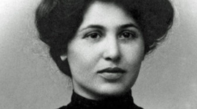 Zabel Mirkan: İlk Ermeni sosyalist feminist yazar Zabel Yesayan
