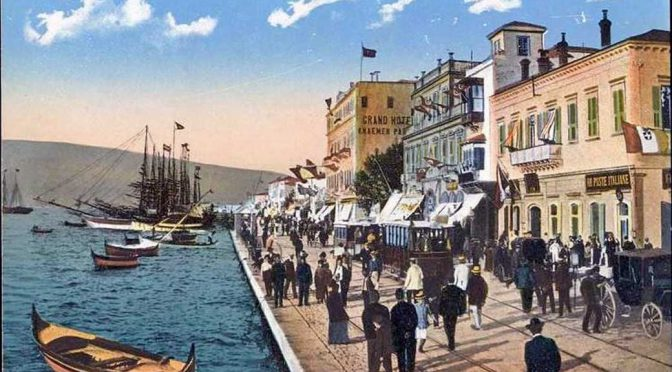 Talat Ulusoy: İzmir Hatırlıyor! Geçmişi Unutmuyor!