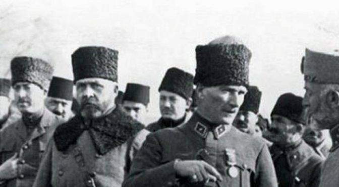 Hamit Erdem: İzmir Yangını (13 Eylül 1922)