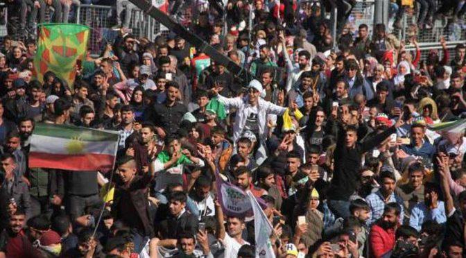 Alin Ozinian: Kürdofobik devletin, Kürdofobik basını