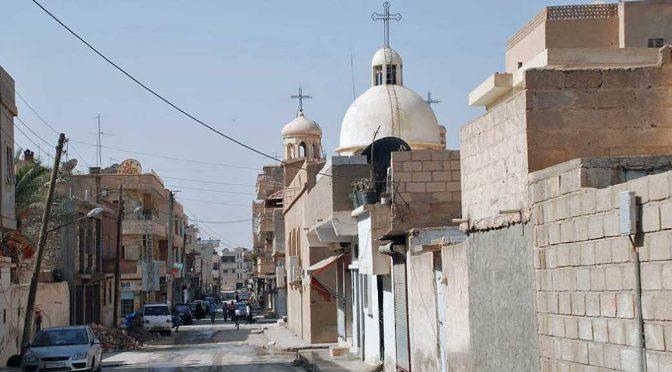 Süryani kilisesi yine cemaatsiz kaldı