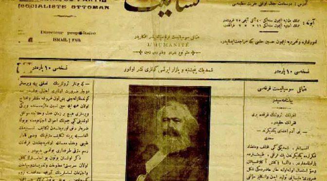 Serdar Korucu: Osmanlı Sosyalist Fırkası'nın Ermeni Gündemi