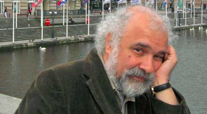 Ragıp Zarakolu: Sevan Nişanyan'ın IQ'su TC için fazla geldi