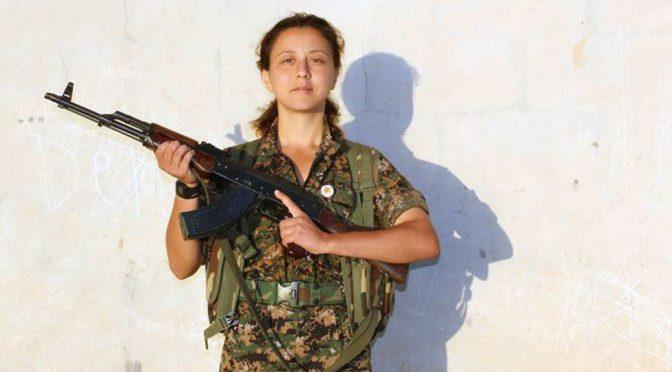 Kadın Komünarlar Birliği: Aynur Ada'nın yolundan zafere!