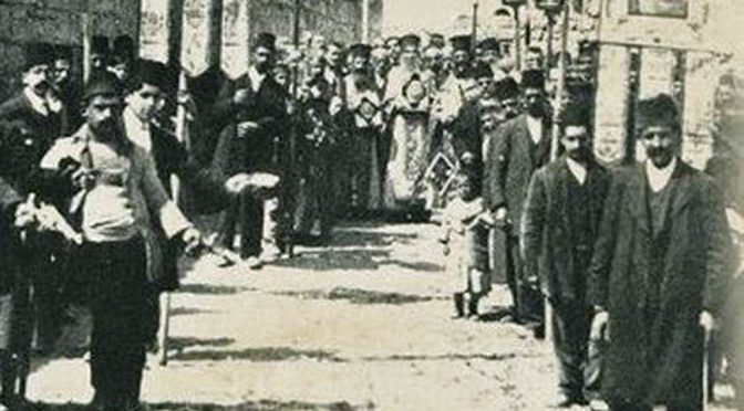 Türk Milliyetçiliği, Müslüman Milliyetçiliği ve Anadolu Hıristiyanları