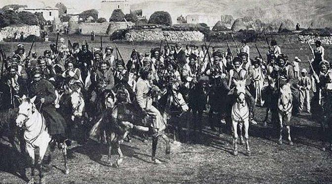 Diyarbakır Vilayeti Katliamları ve Kürtlerin Vahşeti – Görgü Tanıklarının Verdiǧi Bilgiler