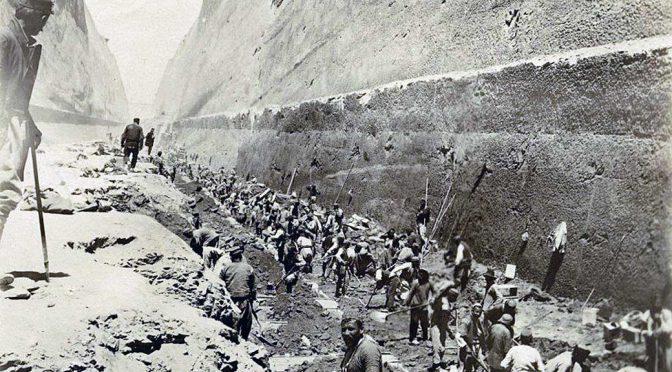 İra Tzourou: Korint Kanalı'nda Muşlu Ermeni İşçiler