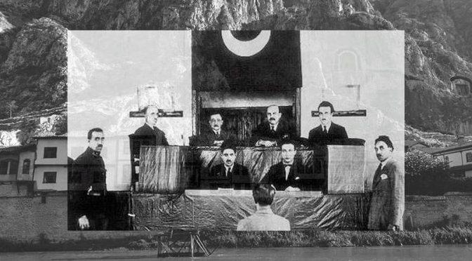 Sait Çetinoğlu: Pontos Soykırımı – Pontos'taki Düzmece İstiklal Mahkemeleri ve Yargılamaları