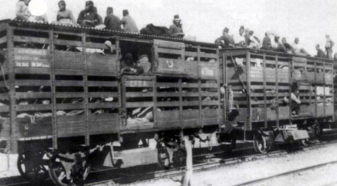 Suren Manukyan: Kaçınılmaz bir devrimden Pan-Türkizm rüyasına: Ermeni Soykırımı'nın Nedenleri