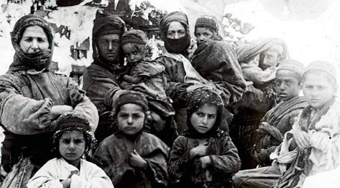 Eren Keskin: 1915 Soykırımı'yla yüzleşmek…