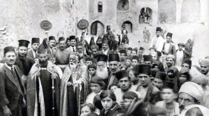 Sait Çetinoğlu: Yakubi Süryanilerin Süryani Katoliklere Yönelik Baskı ve Zulümleri I. Bölüm