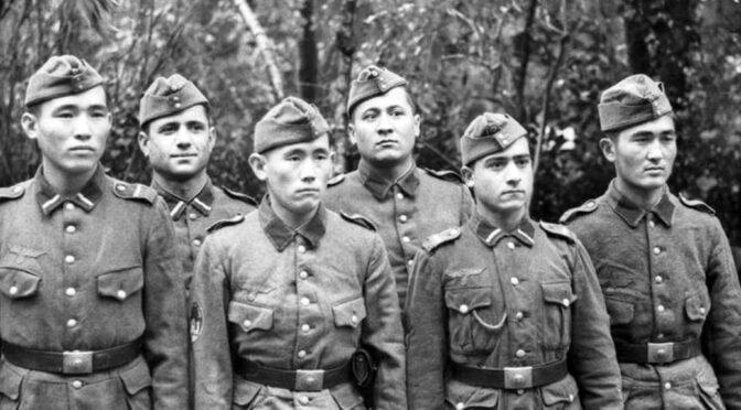 Mahir Esen: Führer'in Bozkurtları