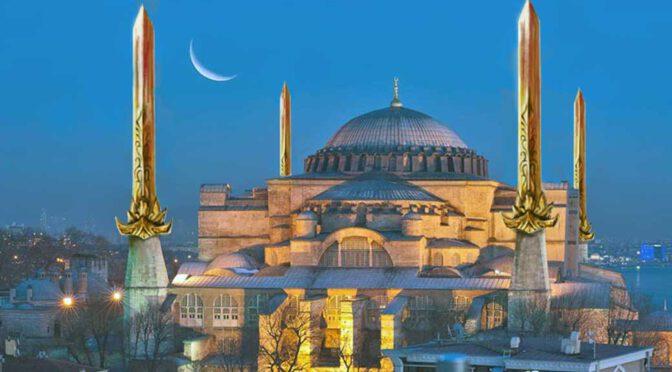 """Hovsep Hayreni : """"BAĞIMSIZLIK"""" SEMBOLÜ """"KILIÇ HAKKI CAMİİ""""!"""