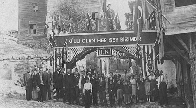 Ayşe Hür: 1934 Trakya Olayları