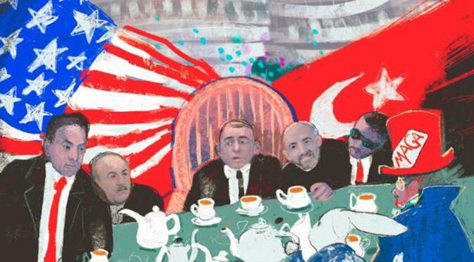 Nikolas Katsimpras: Amerika'daki Türk lobisinin iç yüzünü anlamak