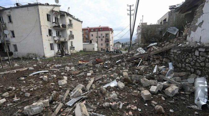 Alin Ozinian: Dağlık Karabağ'da savaşı bitiren anlaşma: Kim, ne kazanıyor?