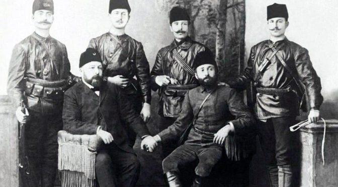 Sait Çetinoğlu: ÇETE GELENEĞİ